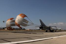 Россия вывезла половину своей группы с авиабазы Хмеймим в Сирии