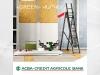 АКБА банк предлагает МСБ кредиты GREEN