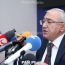 Armenia CEC asks top court to reject appeal for election results annulment
