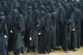 Парламент Германии принял закон о запрете ношения никаба и паранджи