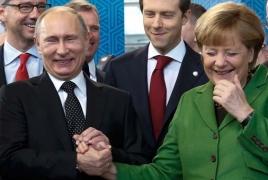 Merkel, Putin to talk G20, Syria, Ukraine in Sochi