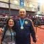 Ծանրամարտիկ Վահրամ Խուդոյանը՝ Օքլենդի ոչ պրոֆեսիոնալների օլիմպիադայի հաղթող