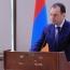 Սարգսյան. Ուժի գործադրումը չի կարող կարգավորել հակամարտությունները