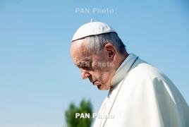 Папа Римский призвал к объединению религий для борьбы с террором