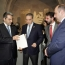 Lebanese Minister visits Genocide memorial, urges recognition