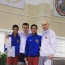 Армянские прыгуны в воду заняли третье место в открытом первенстве Кубка Украины