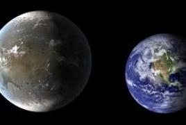 Ученые NASA обнаружили покрытую льдом экзопланету, похожую на Землю