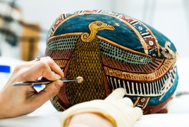 Liverpool's World Museum opens doors of its new Ancient Egypt gallery
