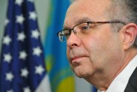Moscow seeks no war in Karabakh: U.S. ambassador