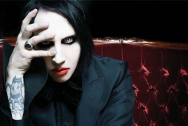 Marilyn Manson shares update on new album, changes the title