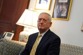 U.S. defense chief reaffirms commitment to protecting Turkey
