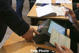 Polls close after Yerevan municipal elections