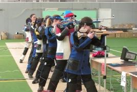 Шесть стрелков из Армении примут участие в молодежном чемпионате мира