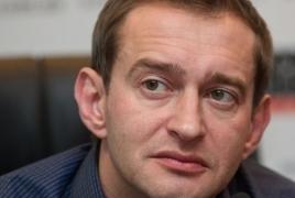 Хабенский прочитает лекцию в Ереване в рамках Aurora Prize