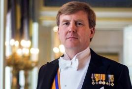 Король Нидерландов признался, что  тайно пилотировал самолет