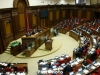 Election of Armenian parliament deputy speakers pushed back one day