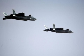 Chinese jets intercept American radiation-sniffing plane, U.S. says