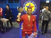 Armenia's Tigran Kirakosyan named European Sambo champion