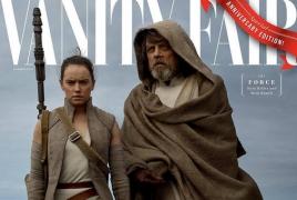 """Star Wars: The Last Jedi"" Vanity Fair covers offer look at cast members"