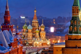 "Russia arrests IS group members ""readying attacks"" in Moscow"