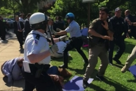 Congress introduces resolution condemning Turkish violence in D.C.