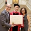 Mark Zuckerberg gets Harvard degree 12 years after dropping out