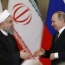 Putin, Iran's Rouhani talk Syria, economic ties: Kremlin