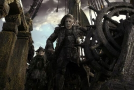 """Pirates of the Caribbean 5"" dominates box office"