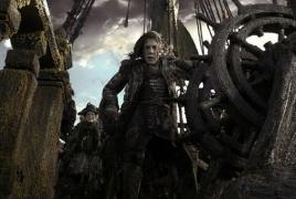 """Pirates of the Caribbean 5"" dominates box office"