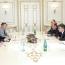 ՀՀ-ն ու Գերմանիան կարող են համատեղ ծրագրեր իրականացնել էներգետիկայի ու զբոսաշրջության ոլորտներում