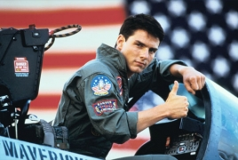 "Tom Cruise reveals ""Top Gun 2"" title"