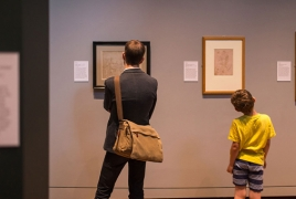 Oxford's Ashmolean Museum opens once-in-a-lifetime Raphael exhibition