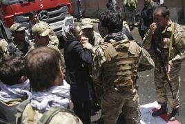 19 killed as series of blasts hits Afghan capital