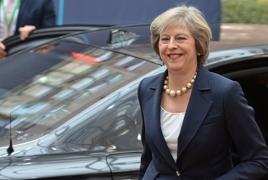 СМИ: Рейтинги консерваторов и Мэй упали за неделю до парламентских выборов в Британии