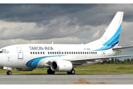 Taron-Avia launching regular Gyumri-Moscow flights