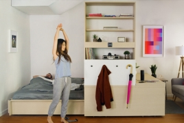 MIT's $10,000 robotic furniture making its way to small homes