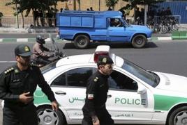 Полиция Ирана задержала 5 подозреваемых из-за терактов в Тегеране