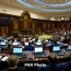 Armenian parliament approves anti-corruption bill in first reading