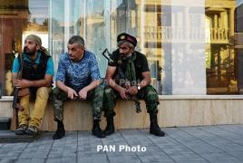 Суд в Ереване перенес рассмотрение дела членов группы «Сасна црер»