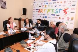 В Ереване проходит международный молодежный фестиваль «Арт-Фест»