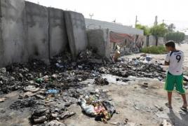 Suicide bomber kills 20 in Baghdad market