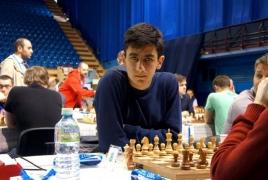 5 армянских шахматистов могут пробиться на Кубок мира