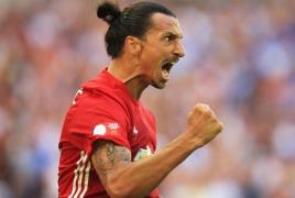 Ибрагимович покинул «Манчестер Юнайтед»