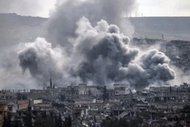 U.S.-backed Syrian militias push into Islamic State-held Raqqa
