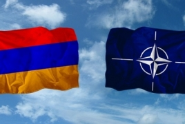 Armenia seeks to speed up current pace of cooperation with NATO