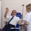 Армянские депутаты  сдали кровь по случаю Всемирного дня донора