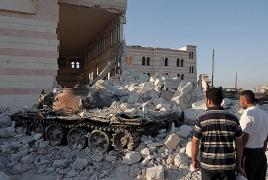 В результате обстрела боевиками в Алеппо погибли 2 человека