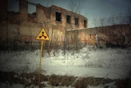 Smoke detected at Ukraine's crippled Chernobyl power plant