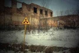 Smoke detected at Ukraine's crippled Chernobyl power plant