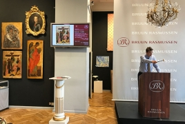 Frederik Bruun Rasmussen breaks world auction record for Russian icons